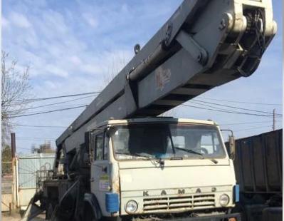 Аренда автовышки КАМАЗ 28 метров