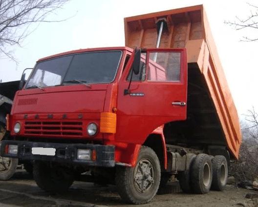 Аренда самосвала КАМАЗ 12 тонн
