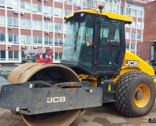 Аренда асфальтного катка JCB VIBROMAX