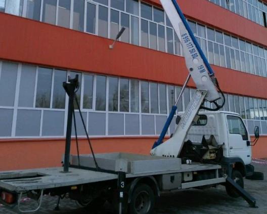Аренда автовышки NISSAN 19 метров
