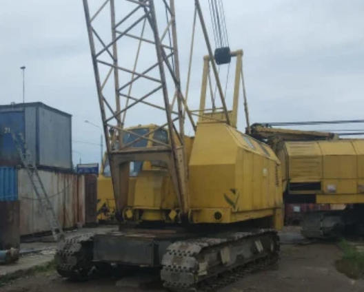 Аренда самоходного гусеничного крана РДК-250 25 тонн