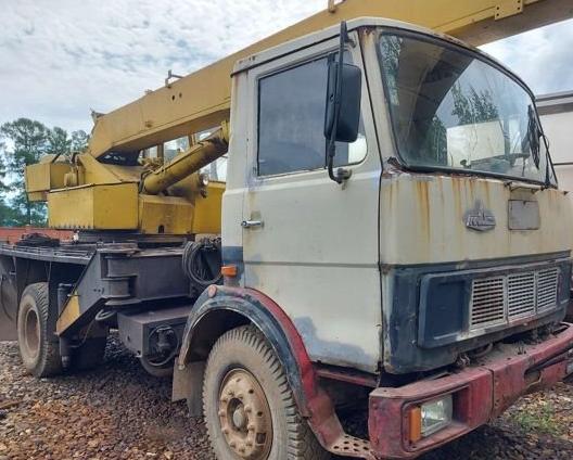 Аренда автокрана МАЗ КС-3577 13 тонн