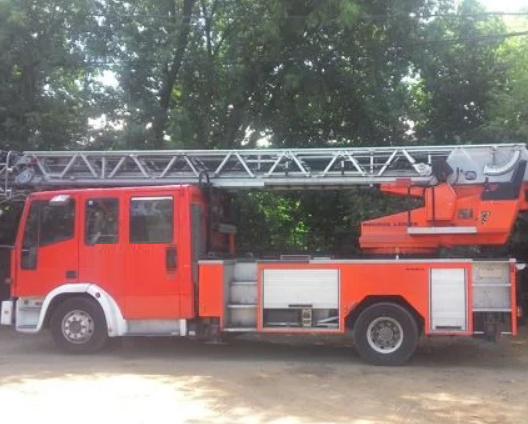 Аренда автовышки IVECO 30 метров