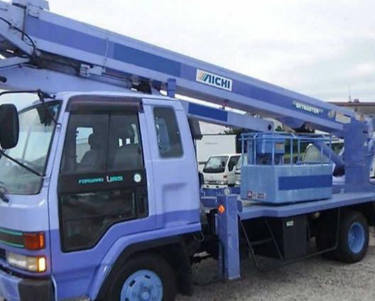 Аренда автовышки FORD 24 метра