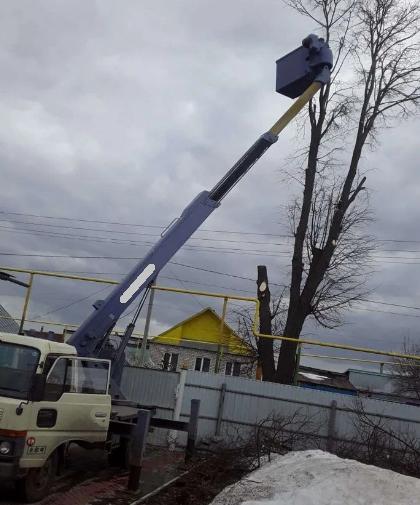 Аренда автовышки NISSAN 16 метров