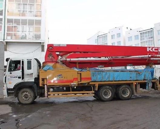 Аренда автобетононасоса АБН 42 метра