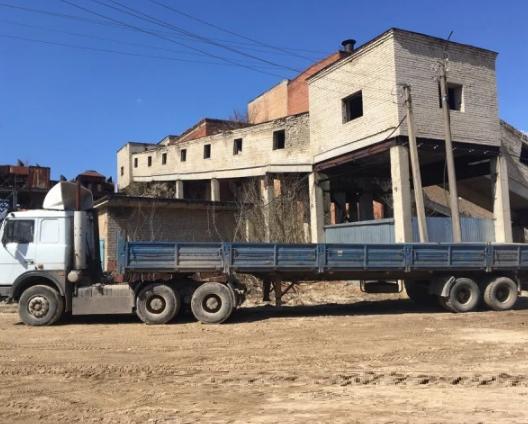 Аренда длинномера МАЗ 20 тонн