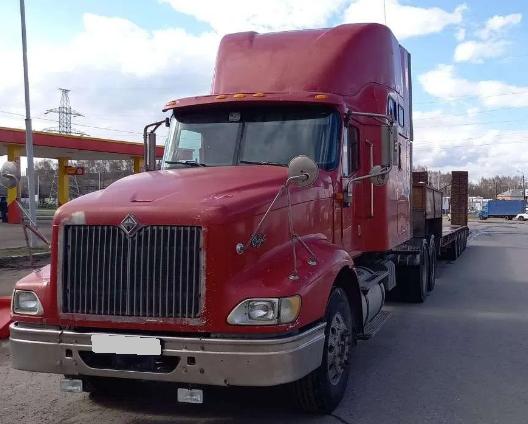 Аренда трала INTERNATIONAL 25 тонн