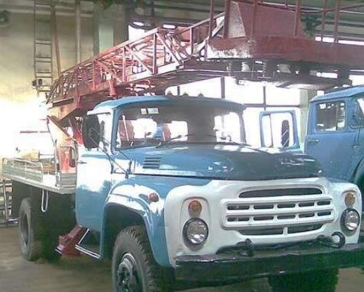 Аренда автовышки ЗИЛ 17 метров